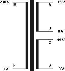 Trafo-PT2-50-15-2